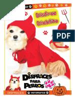 Cómo Hacer Traje de Diablito Para Perro