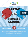 Salesforce and ServiceNow Integration - SynQ