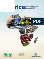 The Africa Competitiveness  Report  2017 released May 4, 2017