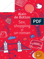 Alain de Botton-Sex, Shopping Si-un Roman