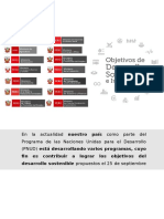 Ejemplos de desarrollo sostenible en el Perú