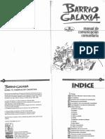 Barrio Galaxia - Manual de Comunicacion Comunitaria