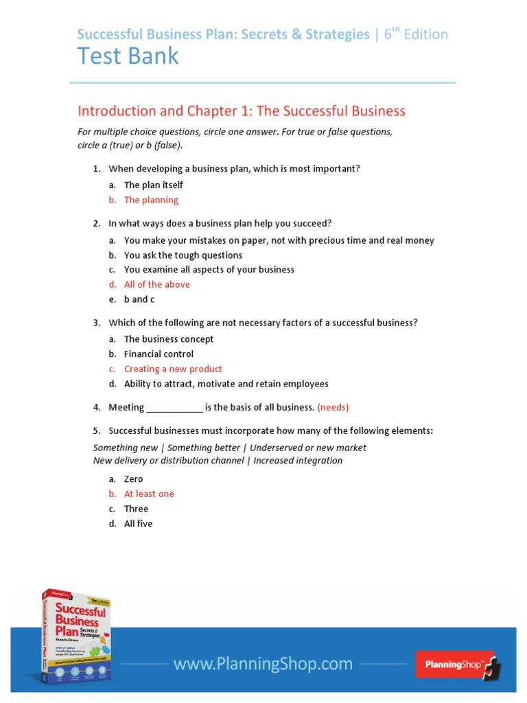 Introduction To Business Multiple Choice Questions