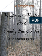 Frightening Fables and Freaky Fairy Tales Anthology