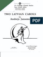 2 latvian carols.pdf
