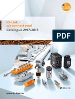 IO-Link - we connect you! Catalogue 2017/2018