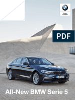 Ficha técnica All-New BMW 520d Executive