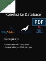 009 Koneksi-ke Database2