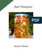 Herbal Vinegars 2