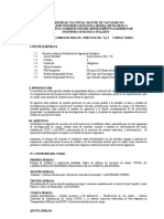0- Syllabus Mecánica de Suelos - Practica 2015 II