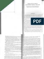 Daumas, A. & Stiglitz, G. (2009) Políticas Para La Infancia. en Psicoanálisis Con Niños y Adolescentes 2 (21-40). Buenos Aires, Argentina Grama