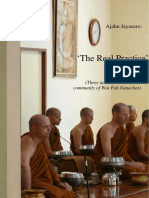 The Real Practice Ajahn Jayasaro