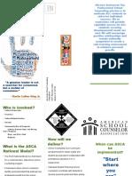 asca pamphlet