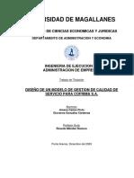 Cartes Pinto 2003