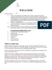 wellness syllabus 2016 17