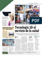 Tecnología 3D Al Servicio de La Salud