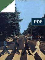 233449367 Beatles Abbey Road Scores