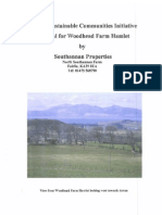 Scottish Sustainable Communities Initiative Proposal for Woodhead