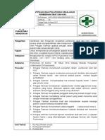2. Sop Identifikasi Dan Pelaporan Kesalahan Pemberian Obat Dan Knc