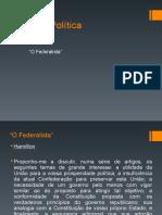 Slides o Federalista