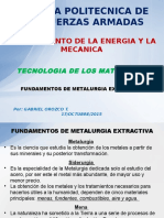 1.1 Metalurgia Extractiva Rctdo