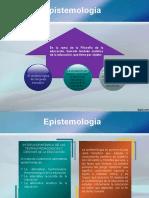 Epistemologia y las areas de aprendizaje