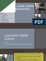 Lonceng Cakra Donya & Makam Baperis