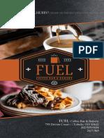 fuel menu
