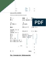 Analisis Estructiral Rigidez de Reticulado