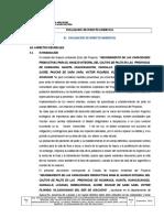IV Evaluacion de Impacto Ambiental