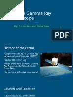 gamma ray telescope