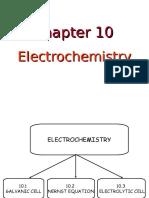 Electrochemistry Student Copy