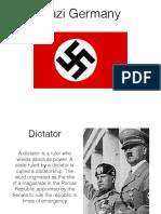 nazi germany project