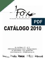 Catalogo General 2009
