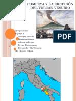 Pompeya y La Erupción Del Volcan Vesubio 2