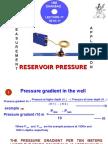 Reservoir Pressure Measurements 1