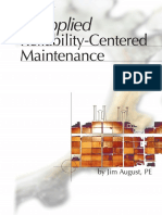 Applied Reliability Centered Maintenance