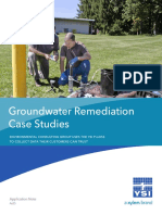 Groundwater Remediation Case Studies