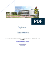 Distance Education Catalog, PRINT