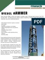 Diesel Hammer - Frank's International