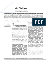 Proteinuria in Children