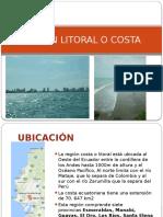 Región Litoral o Costa ecuatoriano