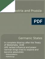 austria prussia for post