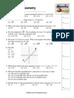 Coordinate Geometry Hc