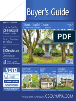Coldwell Banker Olympia Real Estate Buyers Guide May 6th 2017