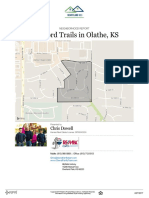 Bradford Trails Neighborhood Real Estate Report