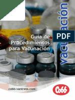 Guia de Procedimientos Para Vacunacion