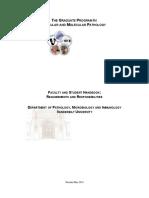 Cmp Graduate Handbook 12-21-16