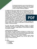 EL Óhmetro.docx