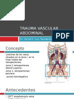 Trauma Vascular Abdominal